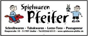 Spielwaren Pfeifer Logo