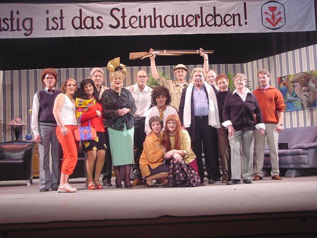 Theatergruppe 2005